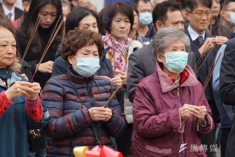 新冠肺炎(武漢肺炎)疫情延燒,截至4日上午為止,台灣累積348人確診新冠肺炎,並造成5人死亡。(資料照,盧逸峰攝)