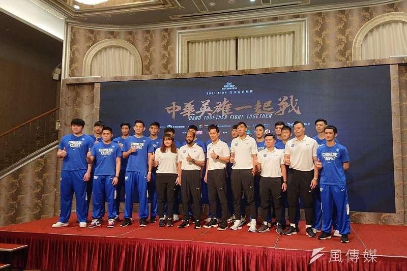 目前中華隊遭遇到傷兵問題,也連帶影響到集訓的成效。(金茂勛攝)