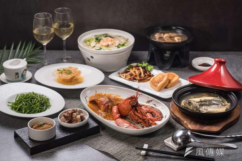 臺灣消費者超幸福!在新加坡連續拿下米其林一星四年的中餐廳「莆田」,主賣福建莆田菜,在臺灣就有7間分店能吃到新加坡特色料理。 (圖/風傳媒)