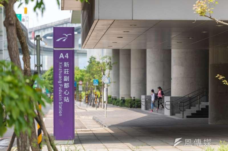 新北捷運環狀線於1 月31日辦理通車典禮。(圖/富比士地產王提供)