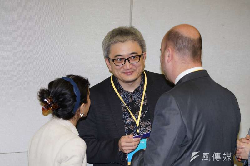 筆者認為,現在的時空背景跟25年前PTT創始人杜奕瑾(見圖)創立PTT的時候,已經不可同日而語。(資料照,盧逸峰攝)