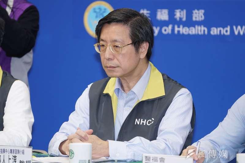 專家諮詢小組召集人張上淳(見圖)今(1)日表示,台灣目前已將奎寧列入臨床指引,醫師能視情況用藥。(資料照,盧逸峰攝)