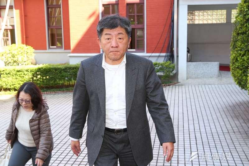 衛福部長陳時中在抗疫戰中成為台灣新的人氣王。(資料照片,顏麟宇攝)