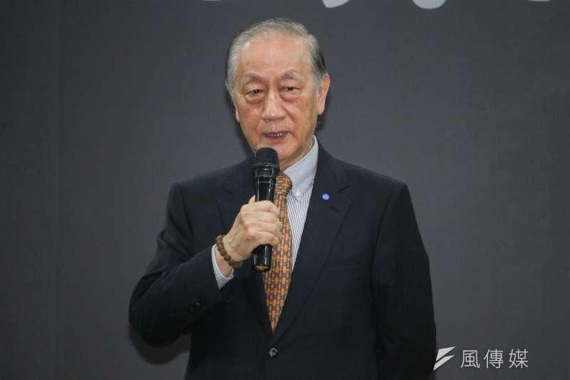 對於退役上將陳廷寵日前表示國軍戰力為零,新黨前主席郁慕明認為他說了真話。(資料照,蔡親傑攝)