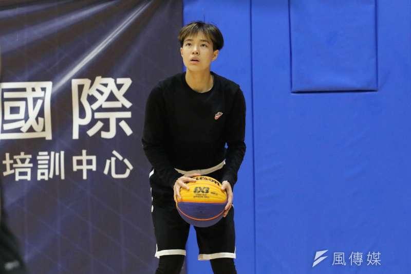 中華女籃將在3月中前往印度參加奧運3x3資格賽。(Double Pump 女子籃球誌提供)