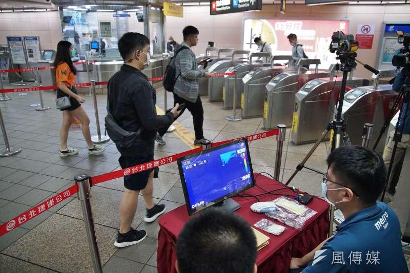 國民黨台北市議員王浩21日質詢指出,近5年北捷旅客違規案幾乎倍增,且逃票違規案增逾13倍。示意圖。(資料照,盧逸峰攝)