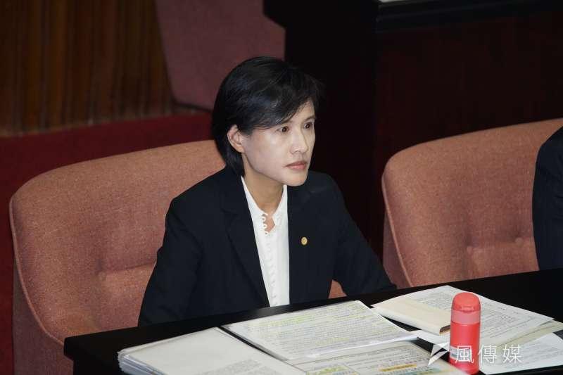 文化部長鄭麗君19日日赴立法院教文委員會業務報告並備質詢。(資料照,盧逸峰攝)