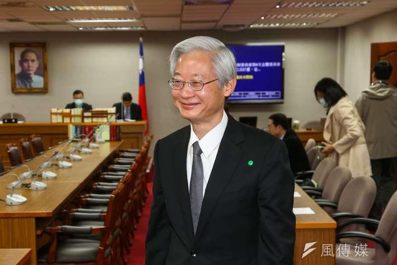 司法院秘書長林輝煌(見圖)否認曾有參審制和陪審制並行的共識。(資料照,顏麟宇攝)