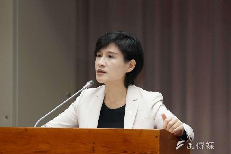 520總統就職在即,傳出文化部長鄭麗君去意甚堅,文化部勢必另覓新人接棒。(資料照,盧逸峰攝)