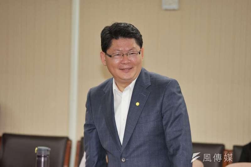 交通部前次長黃玉霖(見圖)接掌民主基金會執行長。(資料照,盧逸峰攝)