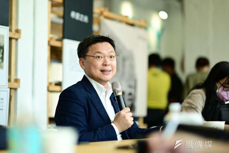 民進黨立委趙天麟(見圖)擊退高雄市議員高閔琳,成為新任高雄市黨部主委。(資料照,徐炳文攝)