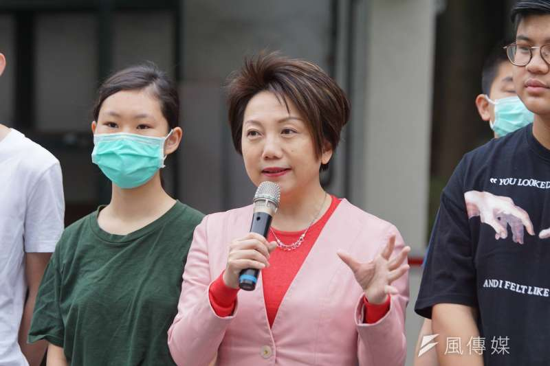 民進黨立委范雲(見圖)表示,勞動教育促進法主管機關須為教育部,以深入校園。(資料照,盧逸峰攝)