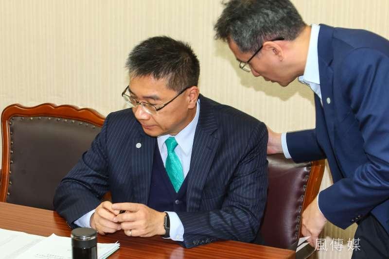 20200330-內政部長徐國勇30日出席內政委員會。(顏麟宇攝)