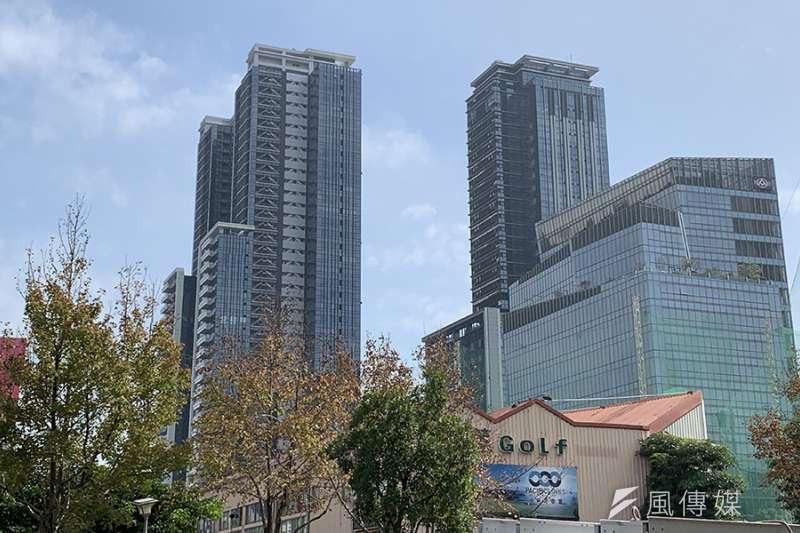 根據最新實價揭露,大直豪宅「西華富邦」出現24樓以2.88億成交,單價190.6萬的交易紀錄。(圖/富比士地產王提供)