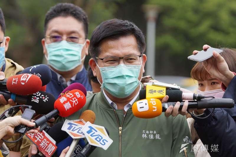 交通部長林佳龍(見圖)指出,觀光產業面對新冠肺炎疫情衝擊,初步要先挺住,等到撐過疫情,轉型升級就是下個階段的重點。(資料照,盧逸峰攝)