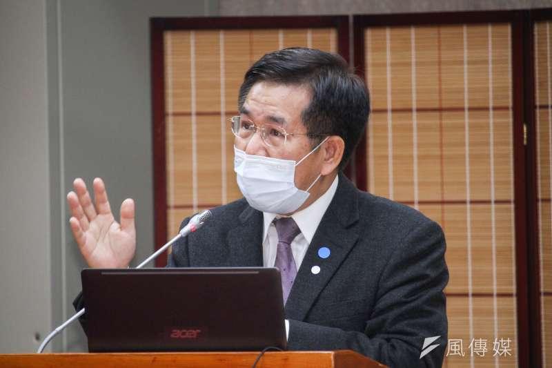 因應疫情,教育部長潘文忠28日宣布,將對學生就學貸款提供3項放寬措施。 (資料照,蔡親傑攝)