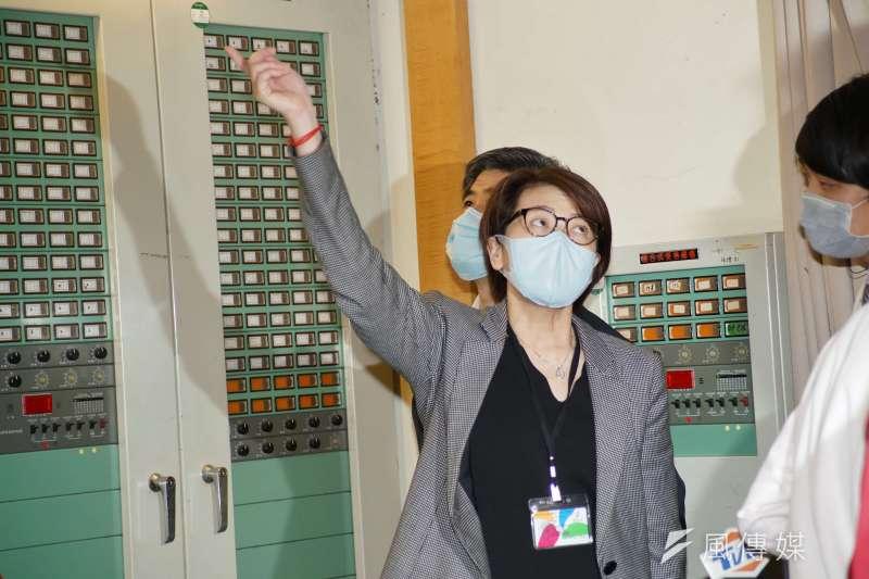 錢櫃大火釀5死,台北市府副市長黃珊珊29日表示,《消防法》有修法必要。(資料照,盧逸峰攝)