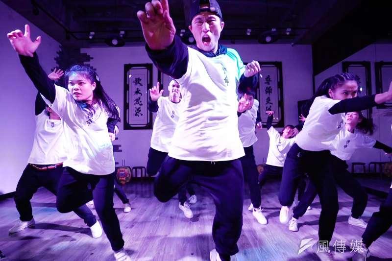 璨禾藉由傳統舞蹈藝術注入了新生命,發揚台灣文化的精神。(圖/新創總會提供)