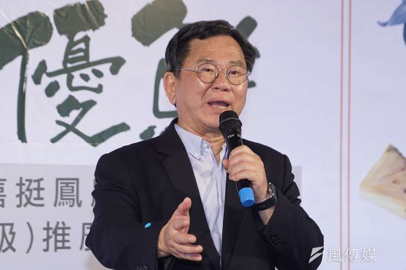 民進黨立委、「英系」領導陳明文(見圖)遭前立委林國慶謾罵,法院判賠新台幣120萬元。(資料照,盧逸峰攝)