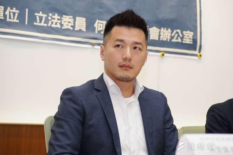 中原大學副教授招名威(見圖)於課堂中發表針對性的歧視言論於近日受到廣泛的討論。(資料照,盧逸峰攝)