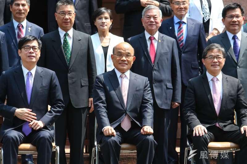 中華大學講座教授杜紫宸指出,新內閣只有8個月壽命,明年2月1日立法院開議前,內閣人事必定發生大調整。(資料照,顏麟宇攝)
