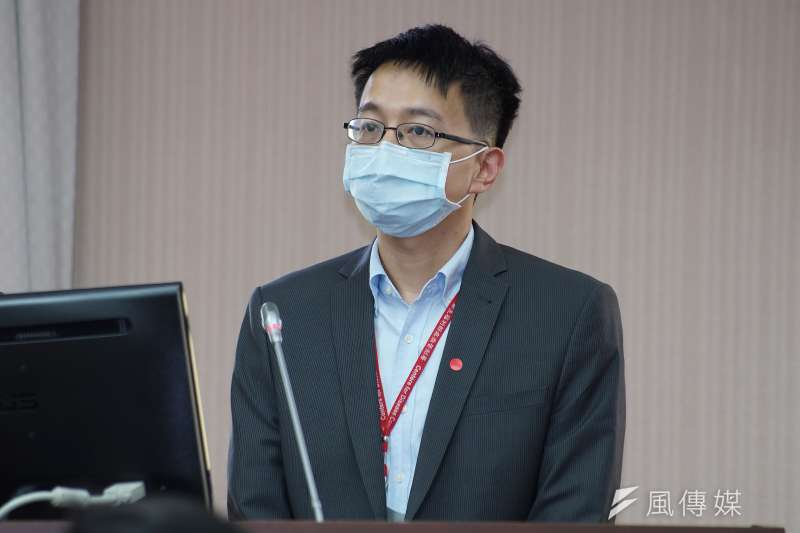 20200514-疾管署副署長羅一鈞14日於交通委員會備詢。(盧逸峰攝)
