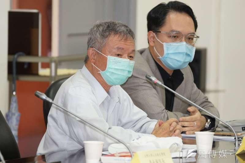 前衛生署長楊志良(見圖)日前發表公開信批評美國的防疫,建議衛生部長艾薩應直接在台灣宣布辭職。(資料照,盧逸峰攝)