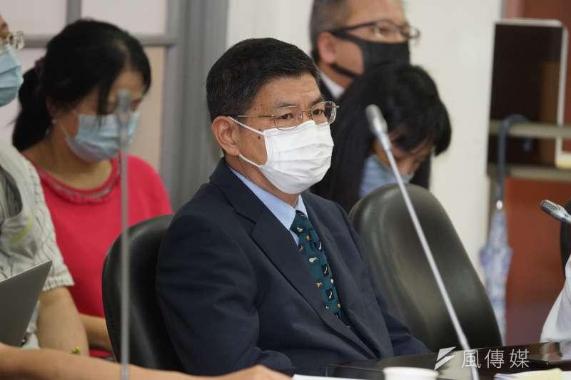 台大公衛學院院長詹長權(見圖)表示,要是台灣能夠增加新冠肺炎測試的量能,就能漸漸回復過往的生活。(資料照,盧逸峰攝)