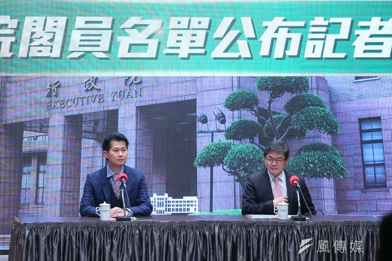 行政院性平委員李安妮批評新內閣的性別比例,認為「退步到比蔣介石時代都不如」。(顏麟宇攝)
