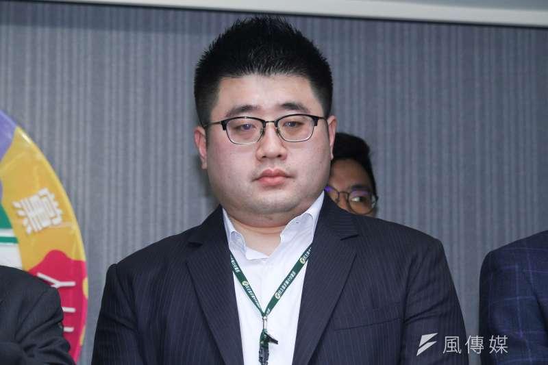 民進黨副秘書長林鶴明(見圖)5日接受專訪時表示,看見高雄年輕選民即便被迫亮牌,也堅持返鄉投下罷免票,令人相當感動。(資料照,蔡親傑攝)