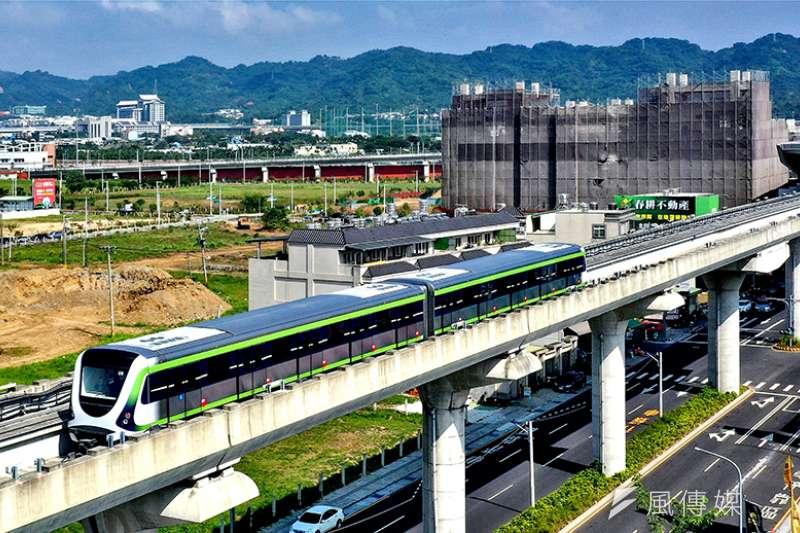 台中綠線捷運即將通車,可望為區域注入房市利多。(圖/富比士地產王提供)