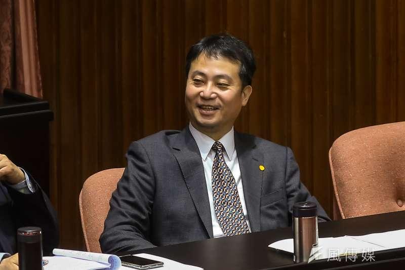 20200529-行政院政委黃致達29日出席立院總質詢 。(顏麟宇攝)
