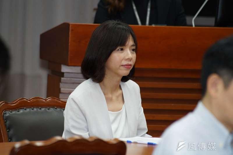 20200602-立院顧問洪慈庸2日出席「開放國會行動方案 」啟動記者會。(盧逸峰攝)
