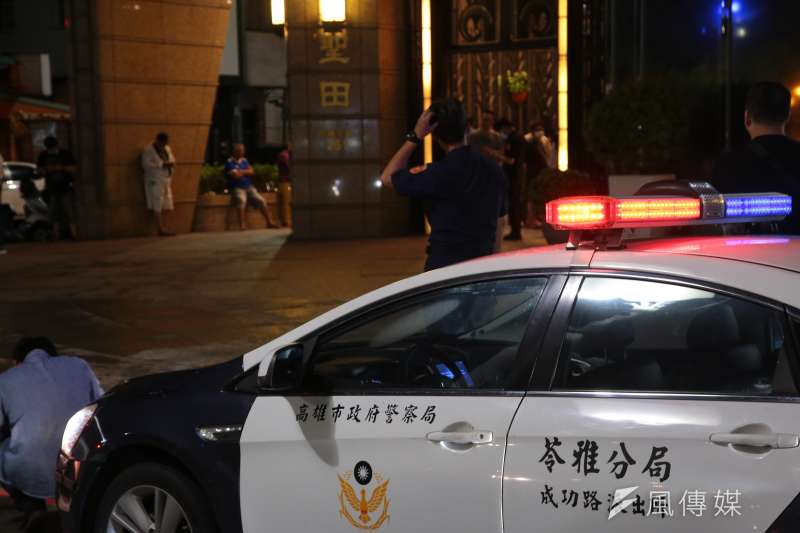 20200606-高雄市議長許崑源6日晚間驚傳墜樓。(顏麟宇攝)