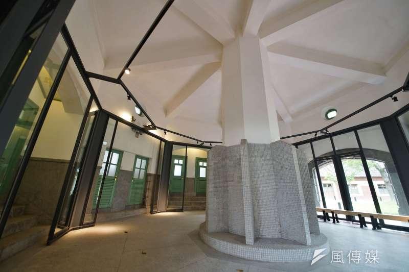 20200612-鐵道部專題配圖,風格新潮典雅的八角樓,居然是百年前最潮的男廁!(盧逸峰攝)