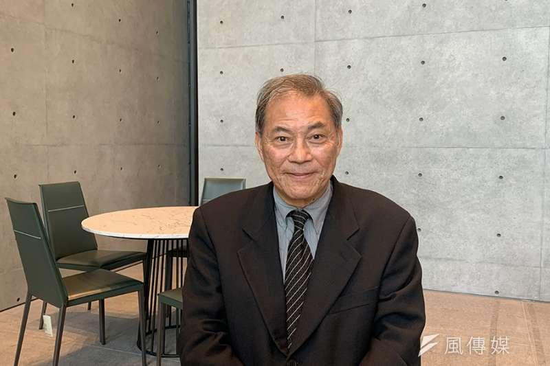 寶徠建設董事長鍾喜吉表示,新店「康橋旭」可售約有9億,將成今年業績主要來源。(圖/富比士地產王提供)