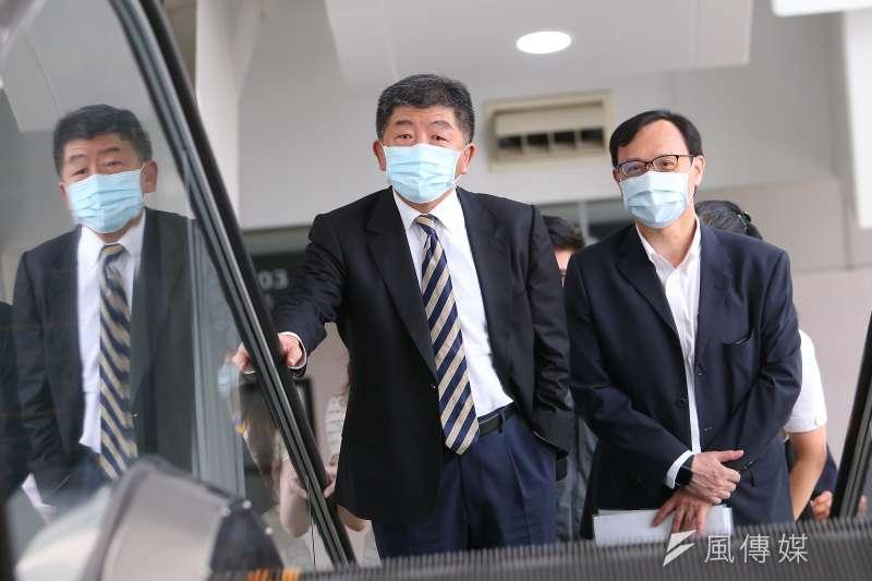 衛福部長陳時中擬推動「醫材自付差額上限」引發爭議。(資料照,顏麟宇攝)