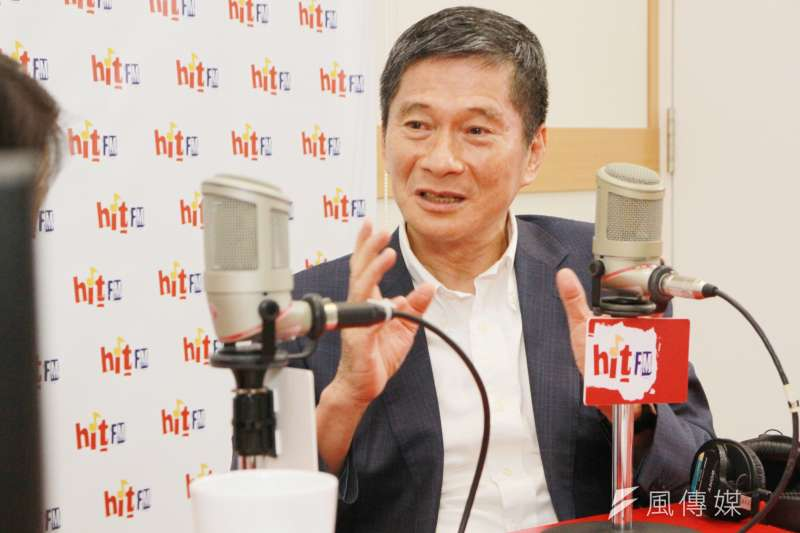 文化部長李永得12日表示,下會期重點法案為《文獎條例》修法,其中將對藝術品拍賣實行分離課稅。(資料照,Hit Fm提供)