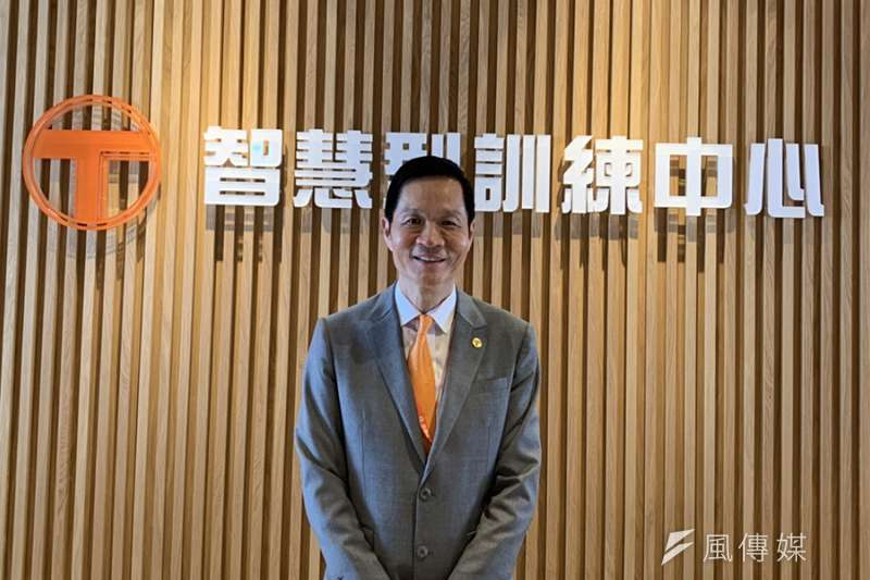台灣房屋集團總裁彭培業表示,房產非快速消費品,不會有報復性買盤。(圖/富比士地產王提供)