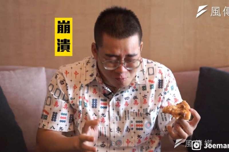 一次開箱3種超獵奇披薩!榴蓮、滷肉飯都能搭?拉麵口味更登上日本CNN首頁