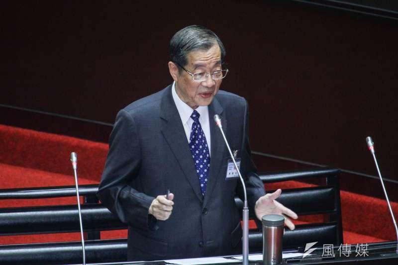 考試院長被提名人黃榮村(見圖)表示,最近朝野黨團都有廢考監兩院的修憲主張,所以他慢慢地有末代院長的心理準備。(資料照,蔡親傑攝)