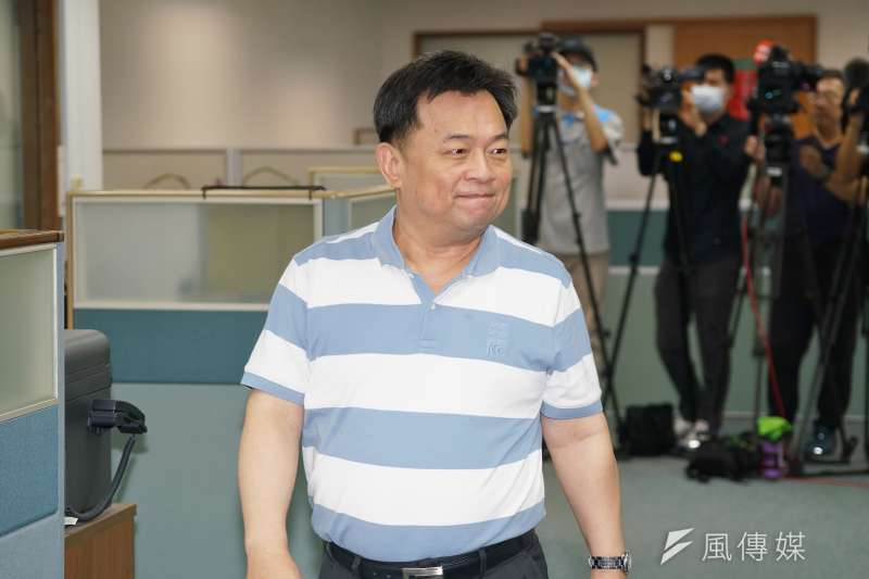 據轉述,民進黨秘書長林錫耀(見圖)表示,在20至29歲、30至39歲年輕人支持度,民進黨居冠、國民黨墊底。(資料照,盧逸峰攝)