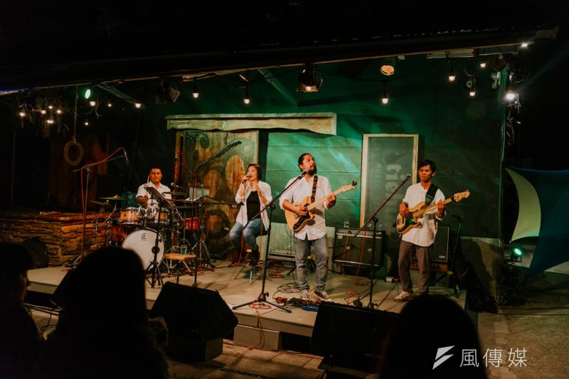2010年,在音樂人的努力下,鐵花村音樂聚落正式營運。成立10年來鐵花村舉辦了2500場演岀。(台灣好基金會提供)
