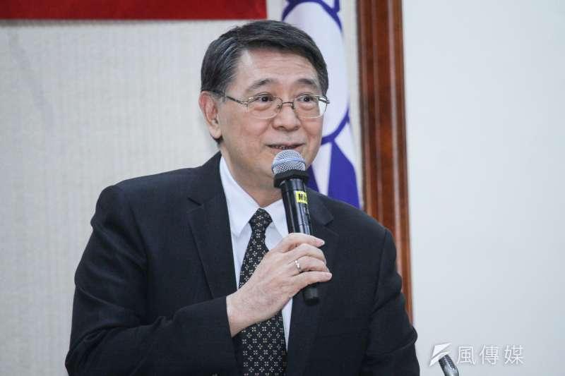 立法院秘書長林志嘉回應續押立委問題。(資料照片,蔡親傑攝)