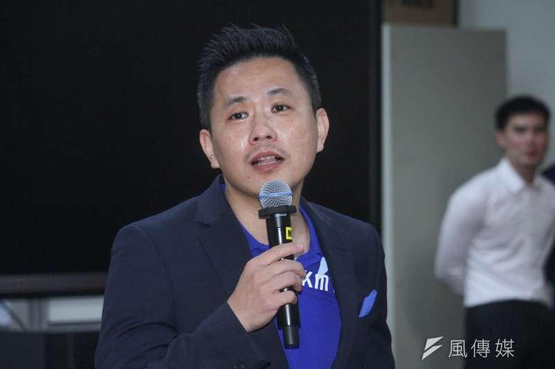 國民黨立委陳以信說,法律障礙未能排除,導致對港人道援助的為德不卒,讓港人寒心,實際作為甚至變成蹭香港。(資料照,蔡親傑攝)