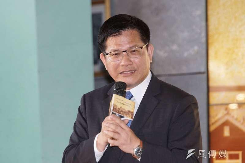 交通部長林佳龍(見圖)表示,將暫緩部分人潮爆量的縣市補助,並加強西部旅遊行銷。(資料照,盧逸峰攝)