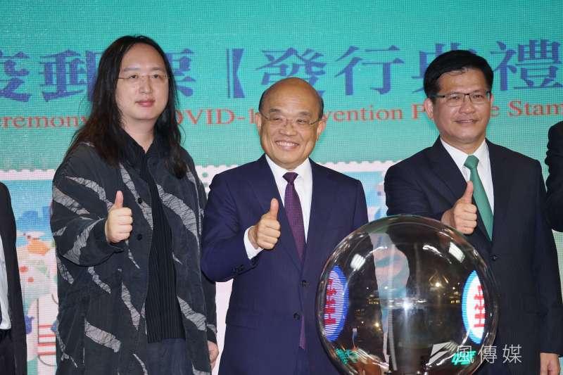 《彭博社》發表的防疫表現報告中,台灣被選為冠軍。(資料照,盧逸峰攝)