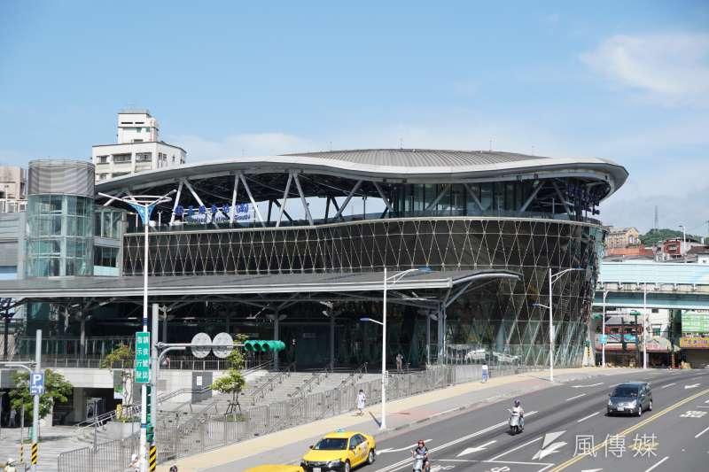 基隆規畫未來台鐵將不進基隆市,改以輕軌取代。(資料照,盧逸峰攝)