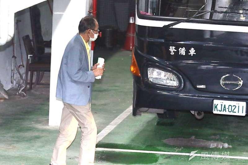 涉賄立委陳超明(見圖)表示,不知道為何會因為1通175秒的電話,就被起訴貪汙,無辜、無奈到了極點。(資料照,柯承惠攝)