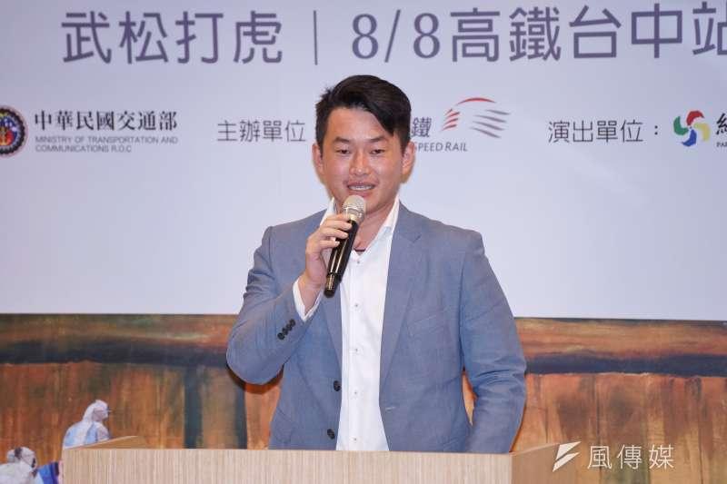 立委陳柏惟(見圖)表示,涉及SOGO案的是知管理顧問公司總經理郭克銘曾找上自己,但被助理婉拒。(資料照,盧逸峰攝)